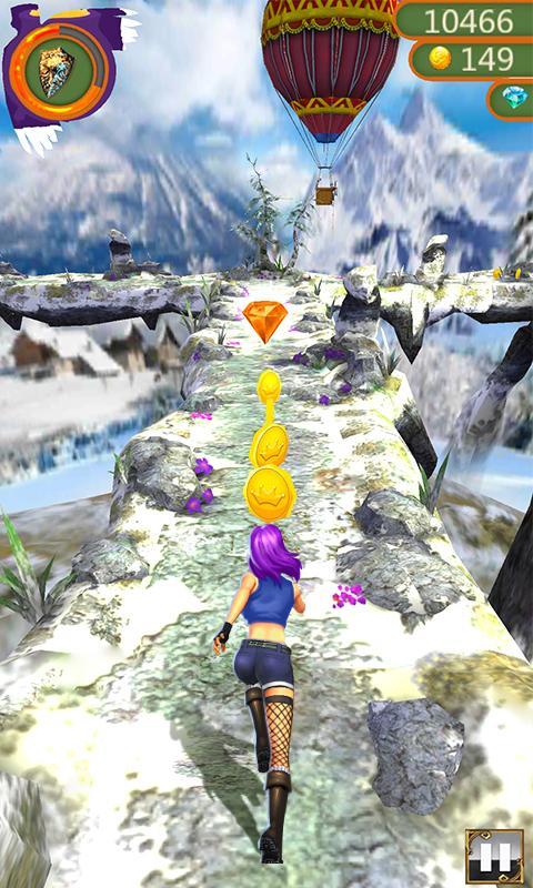 Temple Dash Run Screenshot