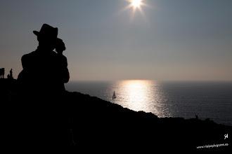 Photo: 4: Una pincelada de Sagres... su puesta de sol allí en el extremo más SW del continente europeo, en el Cabo San Vicente. Los antiguos pensaban que era el fin del mundo conocido, el lugar donde se iniciaban las tormentas.