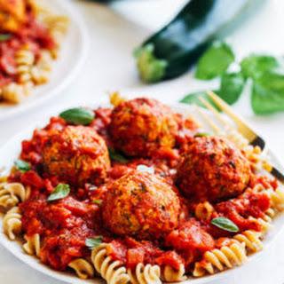 Vegan Zucchini 'Meatballs' Recipe