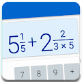 Fractions Calculator - detailed solution available download
