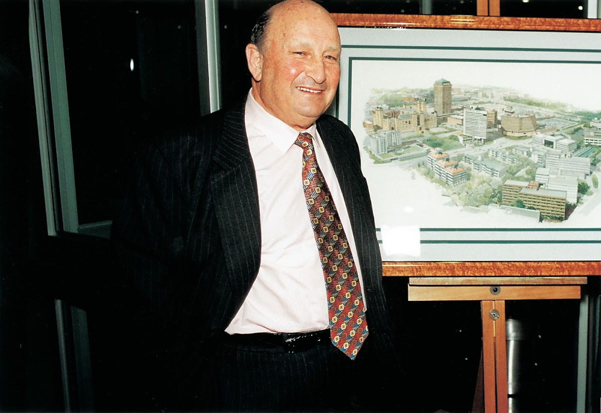 Liberty Life founder Donald Gordon has died