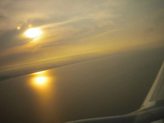 saluto al sole di Malu