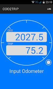 ODO2TRIP screenshot 0