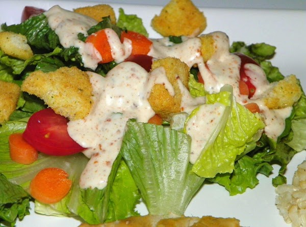 Giddy-up Spicy Ranch Dressing Recipe