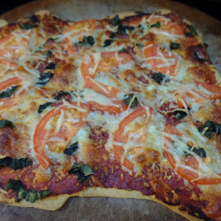 Wendy's Whole Wheat Pizza Dough & Crust.