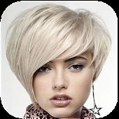 Stylish women's haircuts