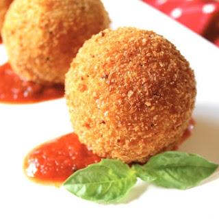 Sicilian Rice Balls