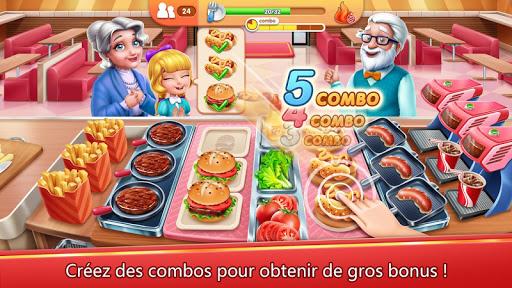 Code Triche Ma cuisine APK MOD screenshots 2
