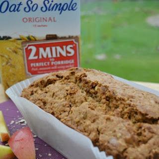 Apple & Walnut Oat Loaf