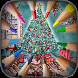 Tải Christmas Paint Coloring Books APK
