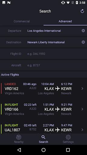 FlightTracker Pro screenshot 3