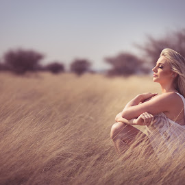 grass 2 by IDG Photography - People Portraits of Women