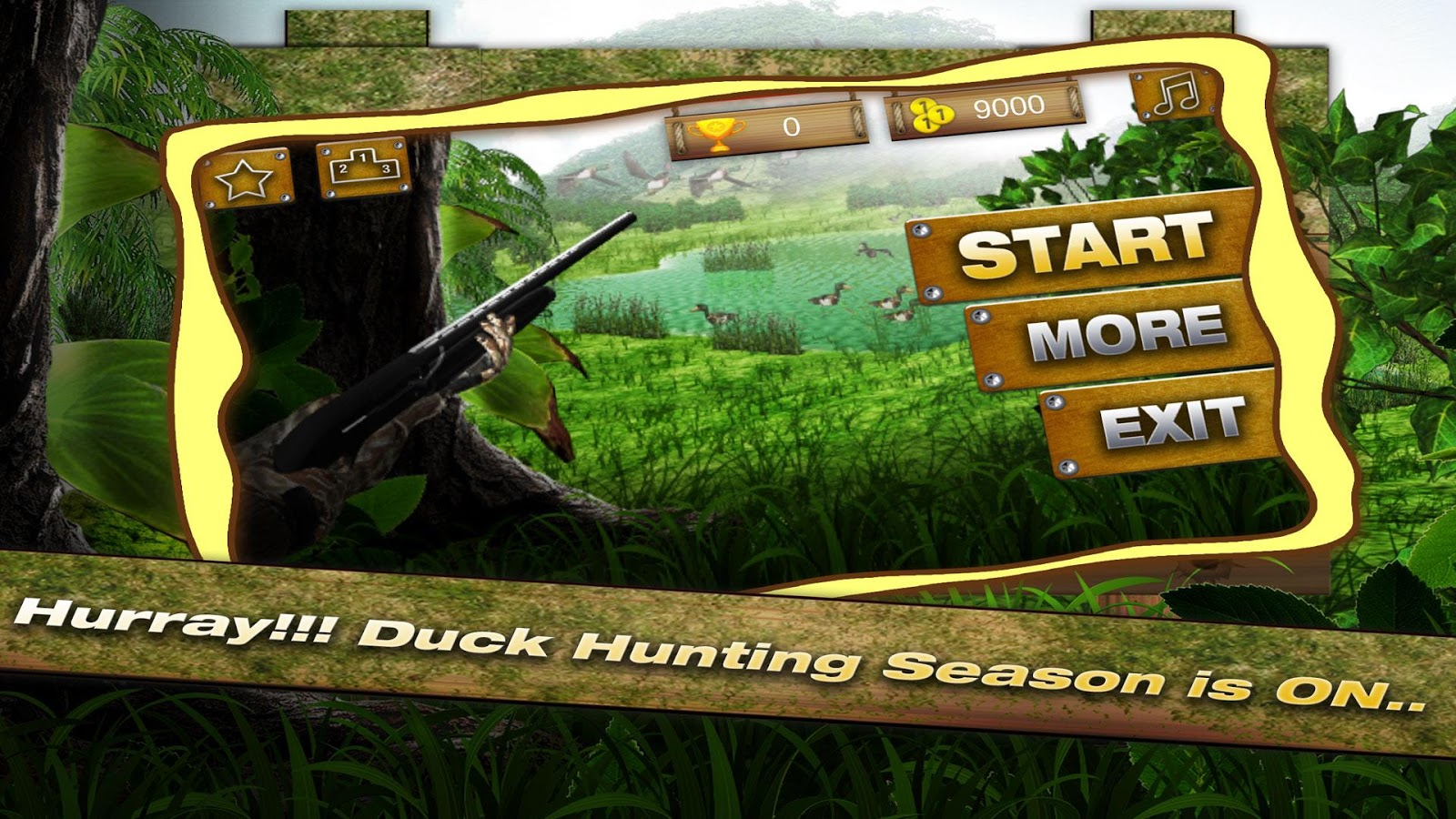Duck Hunting 3D- screenshot