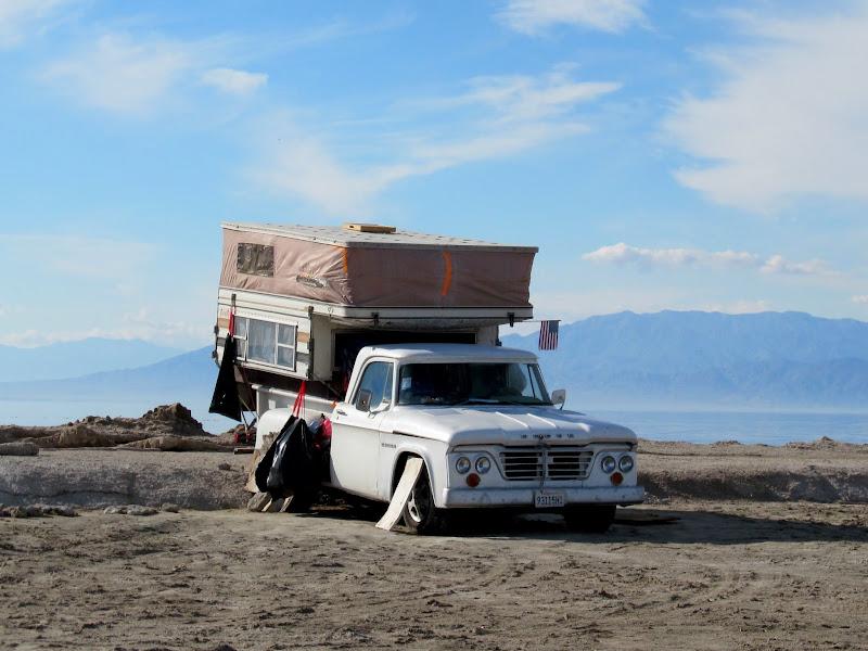 Photo: Dodge and camper