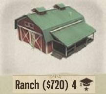 Ranch tropico 5