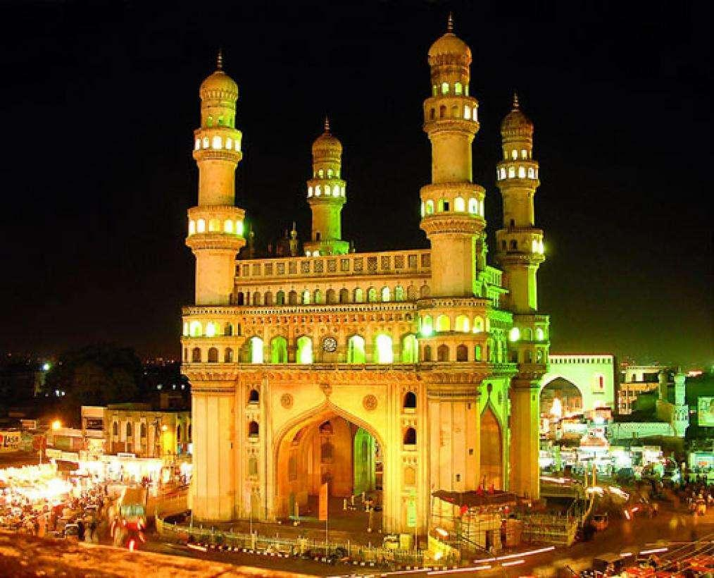 The fabled city- Hyderabad
