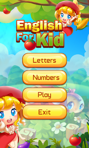 android English For Kid - Tieng Anh Screenshot 4