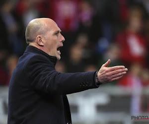 """Clement tevreden: """"Blij dat ik ons voetbal terug heb gezien"""""""