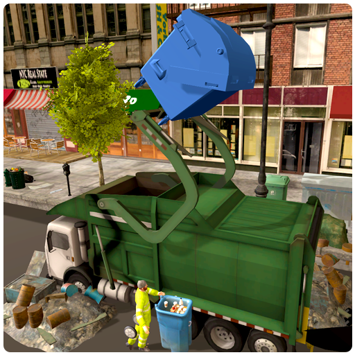 Garbage Truck Simulator: Trash Waste city