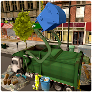 Garbage Truck Simulator: Trash Waste city