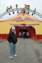 Photo: Circus Daddy Day at the Shrine Circus