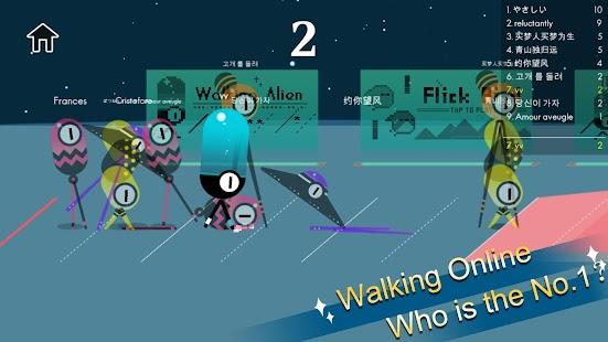 Walking Alien - náhled