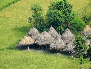 Photo: Sur la route entre Katmandou et Bhandar (rizières)