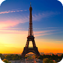 Eiffel Tower Live Wallpaper icon