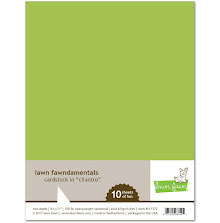 Lawn Fawn Cardstock - Cilantro