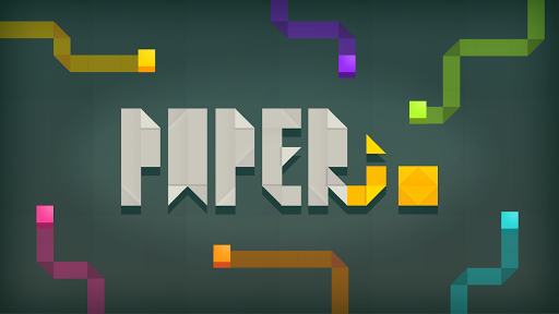 Paper.io - screenshot