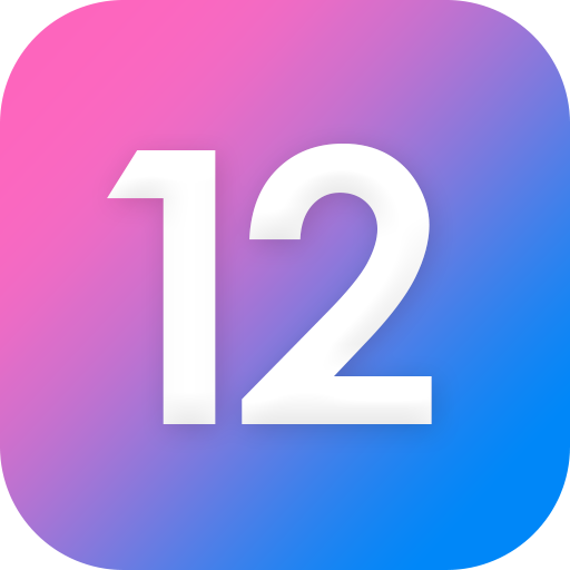 I,OS 12 Launcher & Icon Pack Android APK Download Free By Themeify