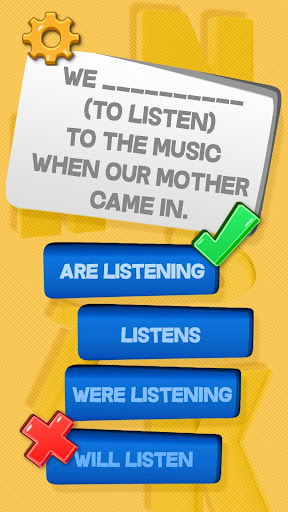 Ultimate English Grammar Test 5.1 screenshots 3