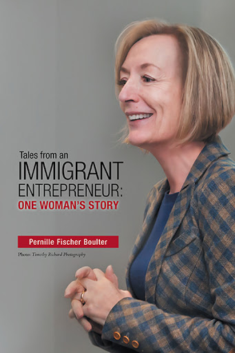 Tales from an Immigrant Entrepreneur cover