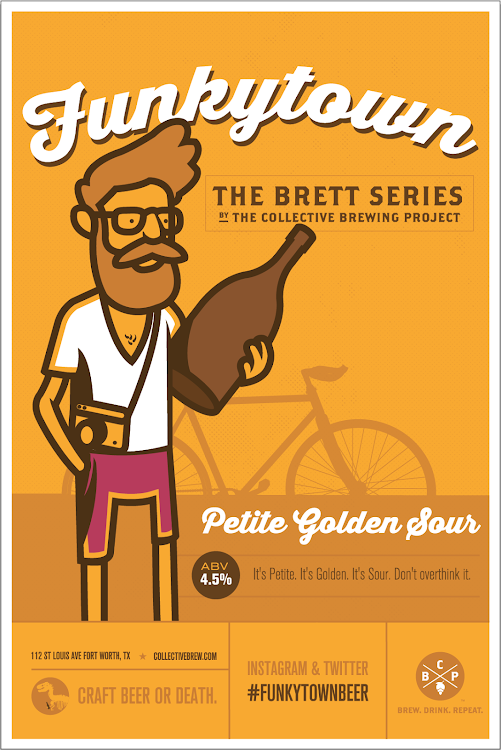 Logo of Collective Project Petite Golden Sour