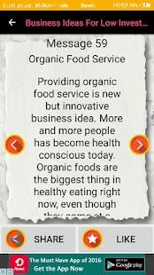 Business Ideas For High Profit Screenshot Thumbnail