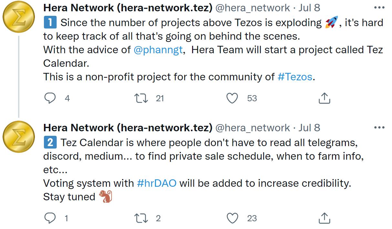 Hera Network
