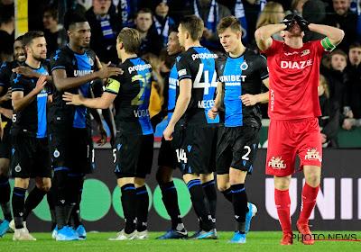 Club Brugge haalt een belangrijke zege binnen op het veld van STVV