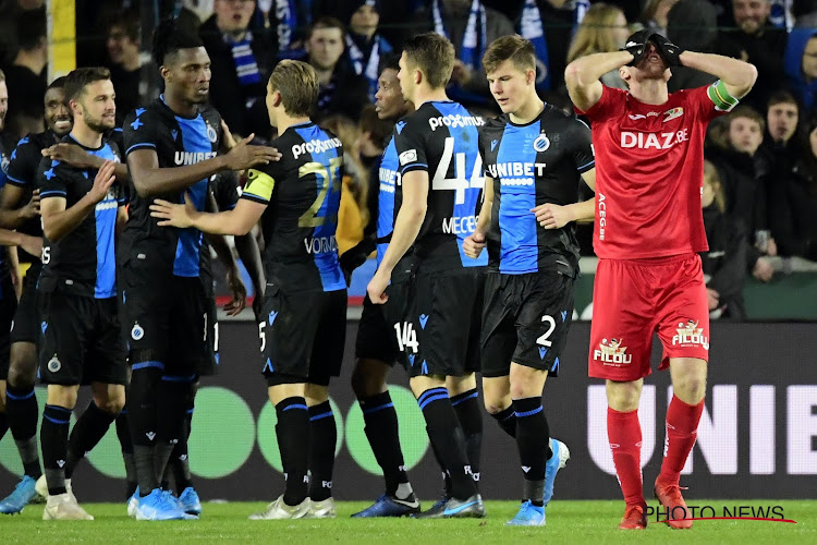 Club Brugge moet er hard voor werken, maar haalt toch een belangrijke zege binnen op het veld van STVV