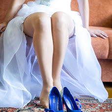 Wedding photographer Anastasiya Ryabova (azazello413). Photo of 03.02.2016
