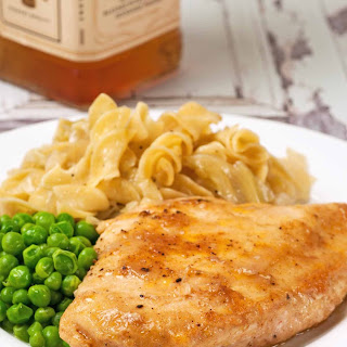 Honey Whiskey Glazed Chicken Recipe