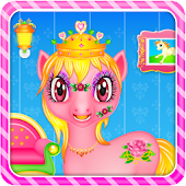 Unicorn Princess Dressup