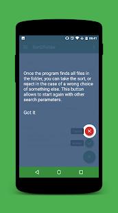 Sort2Folder screenshot