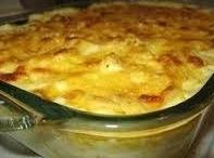 Cheesy Potato Cassarole Recipe
