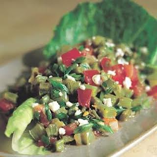 Nopales Salad.
