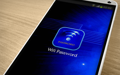Wifi Password Simulated
