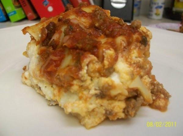 Rosemary And Garlic Lasagna Recipe