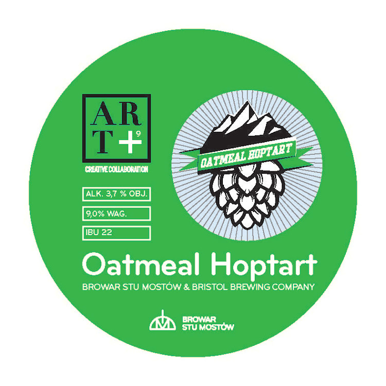 Logo of ART9 Oatmeal Hoptart