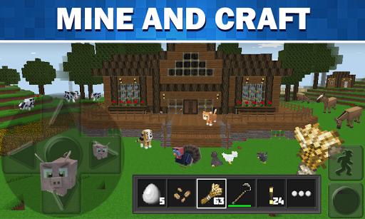 WorldCraft: 3D Build & Craft apkdebit screenshots 2