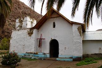 Photo: iglesia de Timar