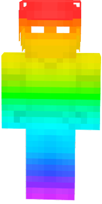 herobrine wants to be a rainbow